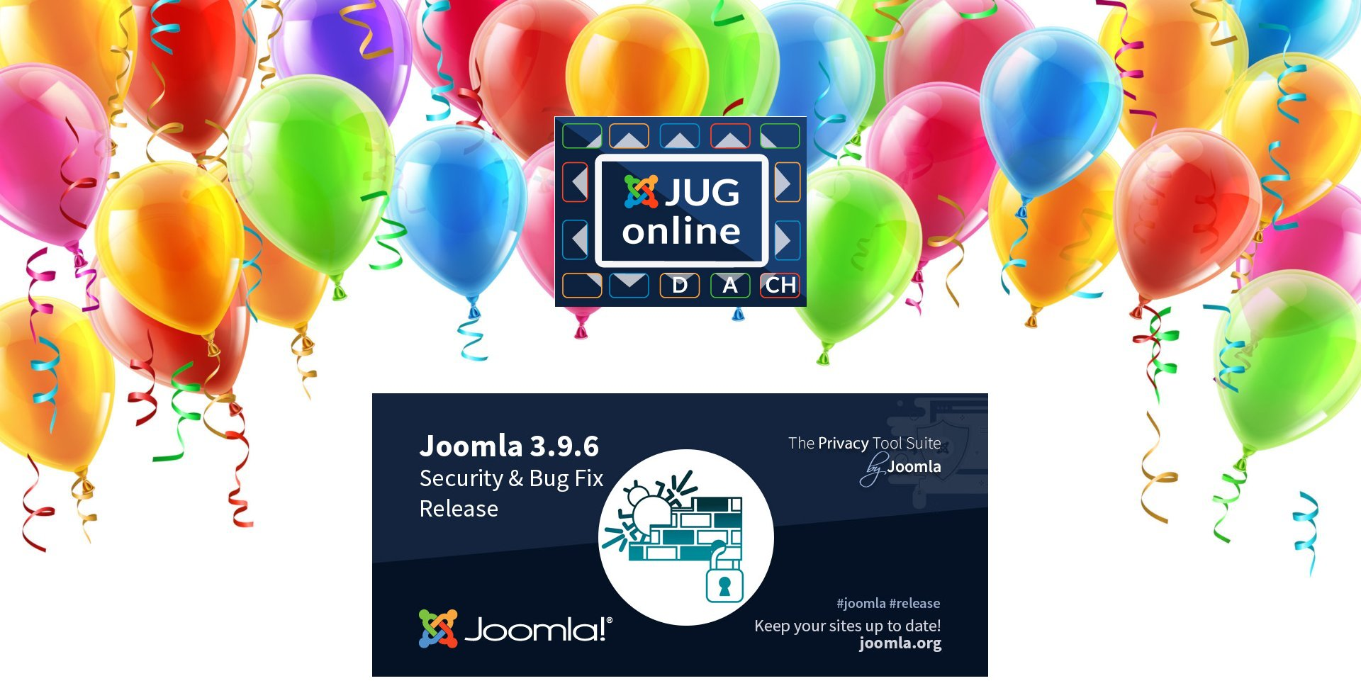 20 Years Medialekt - 20% Discount - JUG Talk & Joomla Update